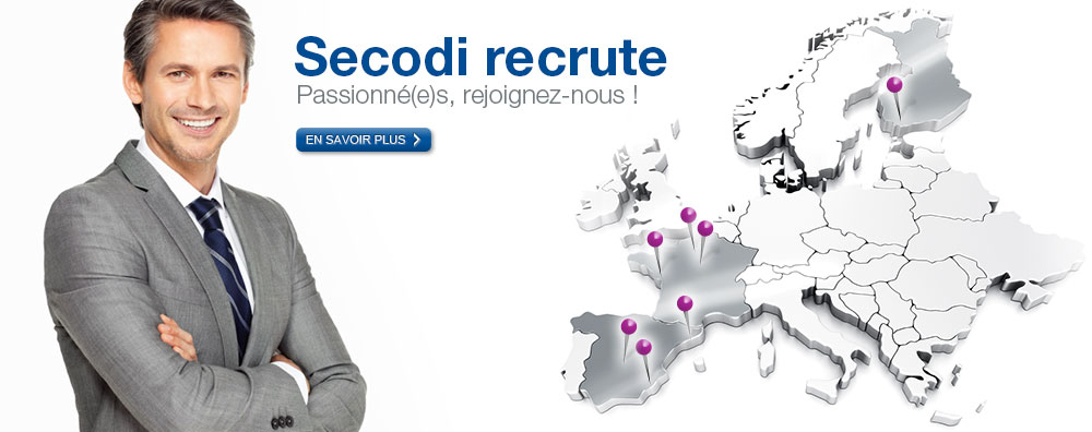 Secodi-recrutement