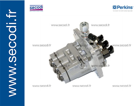 131017530 - INJECTION PUMP Perkins - INJECTION PUMP Caterpillar ...