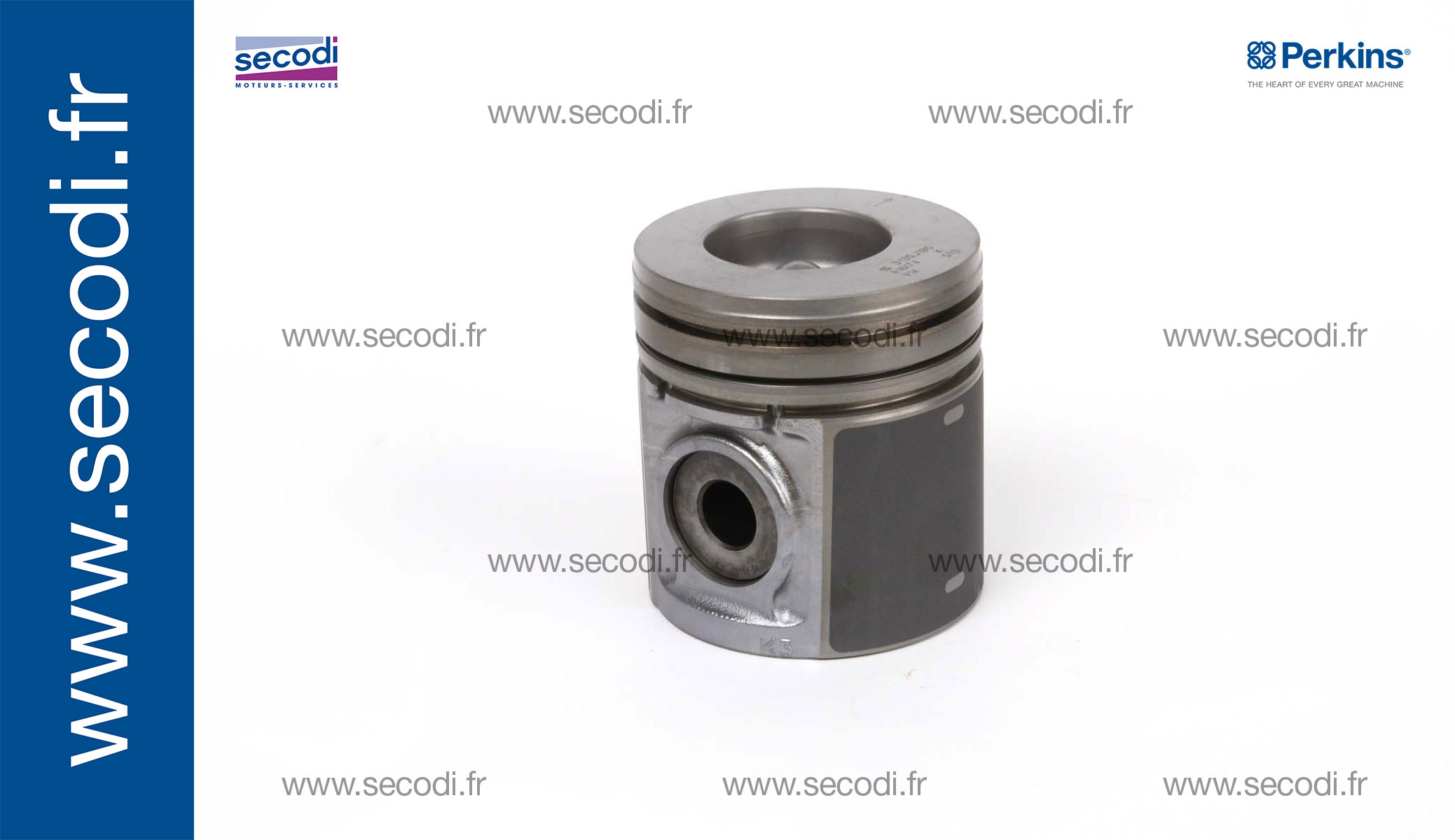 PISTON perkins U5LF0023 ZOOM