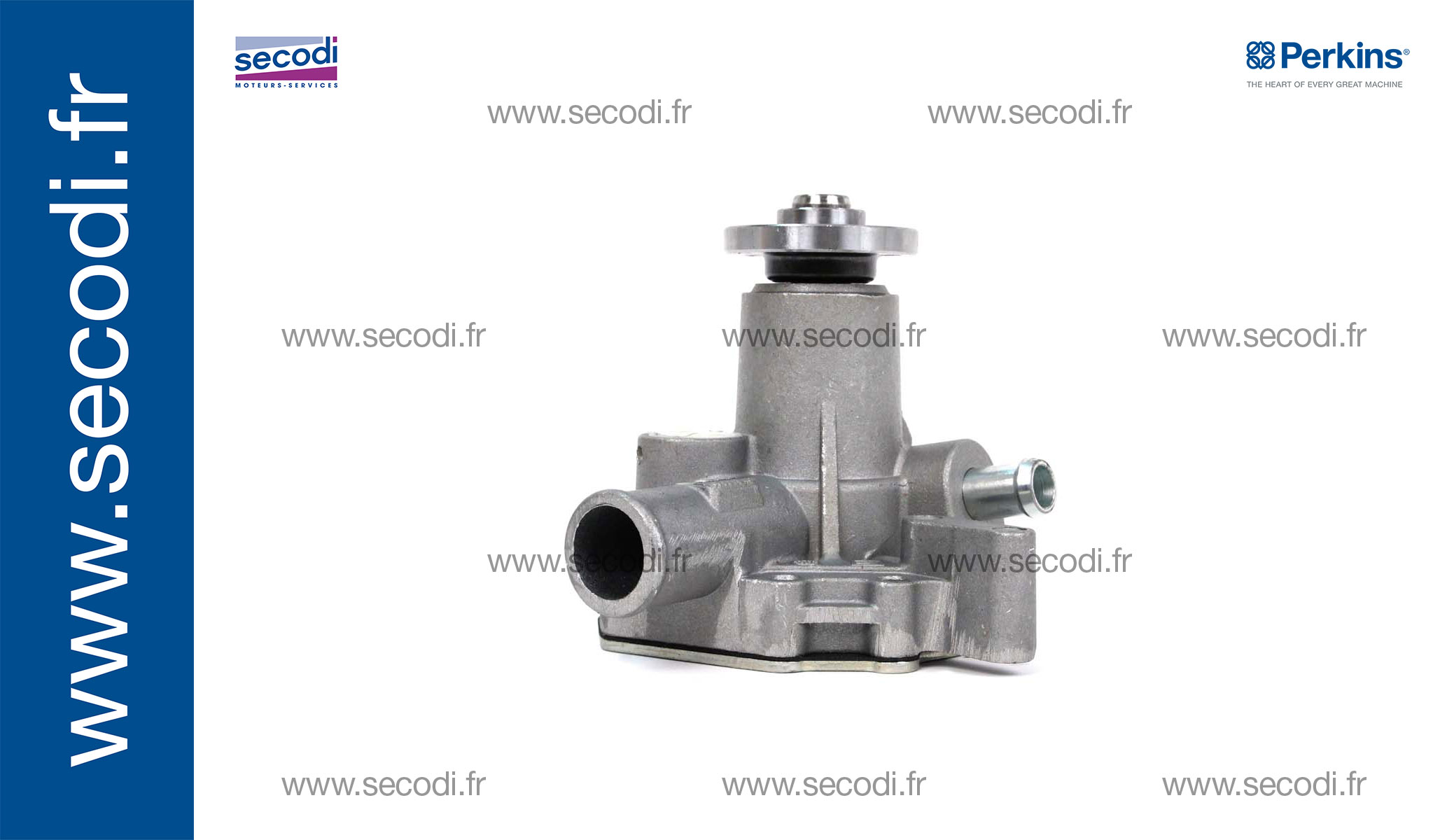 WATER PUMP perkins U45017961 · U45017961 · U45017961 · U45017961